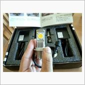 CREE LEDヘッドライトH7 1800LM