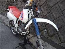XLR200Rホンダ(純正) ヘッドライト/ヘッドライトユニットの全体画像