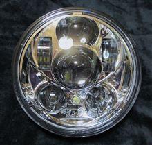 ダイナ ローライダーハーレーダビッドソン(純正) LEDヘッドライトの単体画像