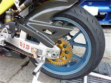 CBR954RRマルケジーニ M10R Corseの全体画像