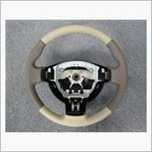 Leather Custom FIRST T31エクストレイル 純正ベース ステアリングカスタム