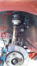サクソPPJP TRDオリジナル車高調の単体画像