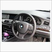 BMW(純正) Mスポーツステアリング