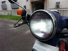 プレスカブ50両方点灯 LEDの単体画像
