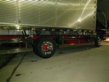 キャンター小林タイヤ メッキホイールの単体画像