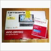 PIONEER / carrozzeria carrozzeria AVIC-DRV002