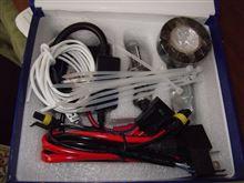 CBR250 FOUR (フォア)LUZ 特許取得新型HID LUZ正規品2013年の単体画像