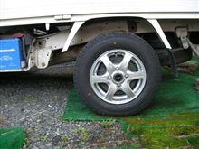 ミニキャブ・ミーブ トラックBRIDGESTONE FEID G6の単体画像