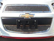 ソニックT-REX 2012 Chevrolet Sonic Upper Class Mesh Grilleの単体画像