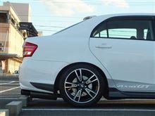 AUTO WAY 【AW-279A 17x7.0 +45 100-4H FMBK】・【NEXEN WINGUARD SPORT 215/45R17】