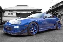 スープラYOKOHAMA ADVAN Racing  ADVAN Racing TCⅢの全体画像