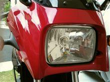GPZ750R NinjaRAYBRIG / スタンレー電気 マルチリフレクターヘッドランプ クリアの単体画像