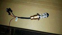 ハイラックストラックGTX製 リレーレス薄型HIDライトの単体画像