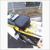 カワサキ(純正) KLX250純正車載工具ポーチ&車載工具