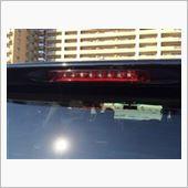 Valenti JEWEL LED ハイマウントストップランプ クリアレンズ/レッドクローム