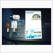 PHILIPS  Ultinon LED S25 アンバー