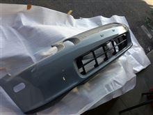 CR-XデルソルUS HONDA フロントバンパーの単体画像