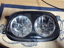 GSX-R400Rホンダ純正 RVF400Rマルチリフレクターの単体画像
