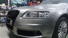 A6アバント (ワゴン)Audi純正 S6バンパーの単体画像