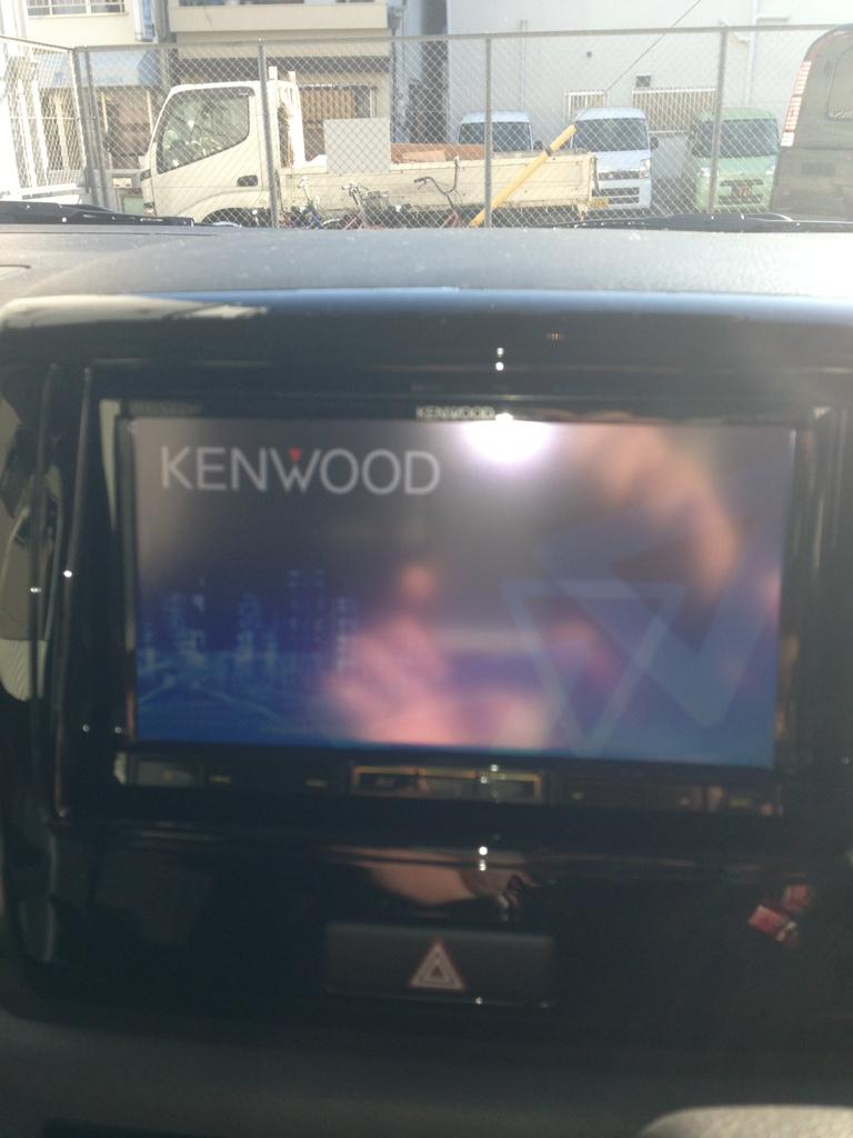 KENWOOD MDV-535DT