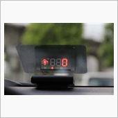 PRO-TECTA CAN通信ヘッドアップディスプレイユニット