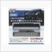 CAR MATE / カーメイト GIGA BL130 LEDフラットビーム 2 ブルー