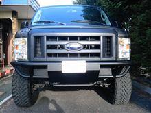 Eシリーズフォード(純正) ブラックグリルの全体画像