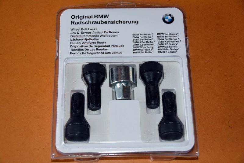 BMW(純正) BMW ホイール・ロック・セット