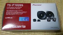 PIONEER / carrozzeria TS-F1020S