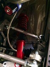 911 (クーペ)ZF Race Engineering Coilover Suspention kitの全体画像