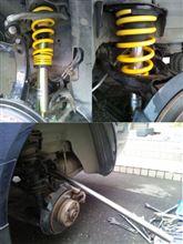 パサート ワゴンWEITEC HICON GT 車高調整式サスペンションキットの単体画像