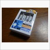 PHILIPS Ultinon LED Miniature Bulb S25(Amber Color)