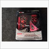 CAR MATE / カーメイト RAZO RP101RE GT SPEC PEDAL SET AT-S
