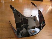 TZR50Rヤマハ(純正) アッパーカウルの単体画像