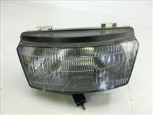 TZR50Rヤマハ(純正) ヘッドライトの単体画像