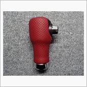 Leather Custom FIRST D:5純正ベースATノブカスタム