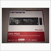 PIONEER / carrozzeria DVH-P560