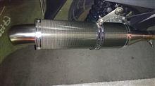 シルバーウィング600 ABSRSヨコタ カ~ボンケプラ~の単体画像