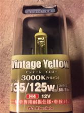 ZRX1100abusolute vintage yellowの単体画像