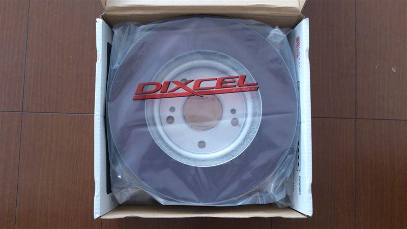DIXCEL PD type/プレーンディスクローター (改・加工)