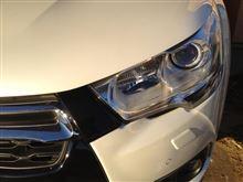 DS4DIY ヘッドライト グリルガーニッシュの単体画像