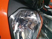 200 DUKEAutoSite 55W HIDキット H4(H/L) 6000K リレーレスの単体画像