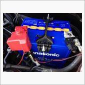 Panasonic Blue Battery caos Blue Battery caos