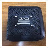 D.A.D / GARSON  ラグジュアリー CDケース タイプ モノグラムレザー
