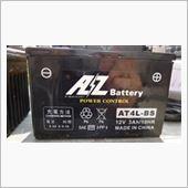 岡田商事 AZバッテリー AT4L-BS