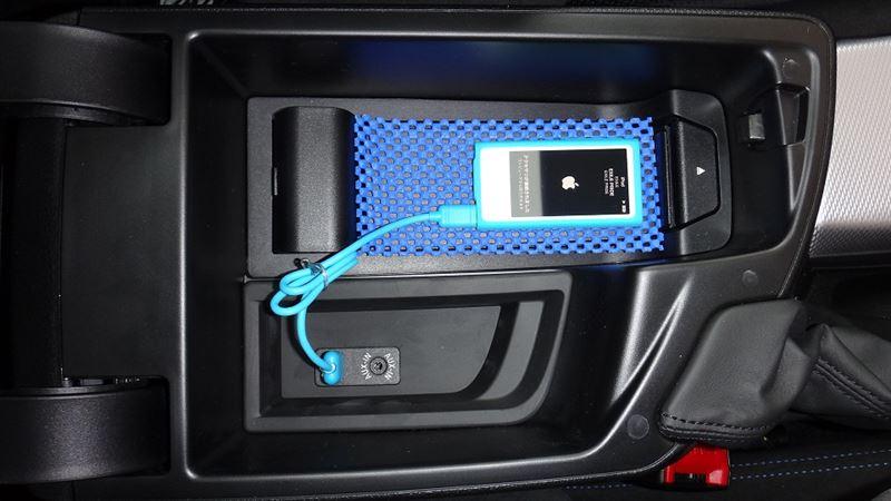 BMW(純正) USBオーディオ・インターフェイス