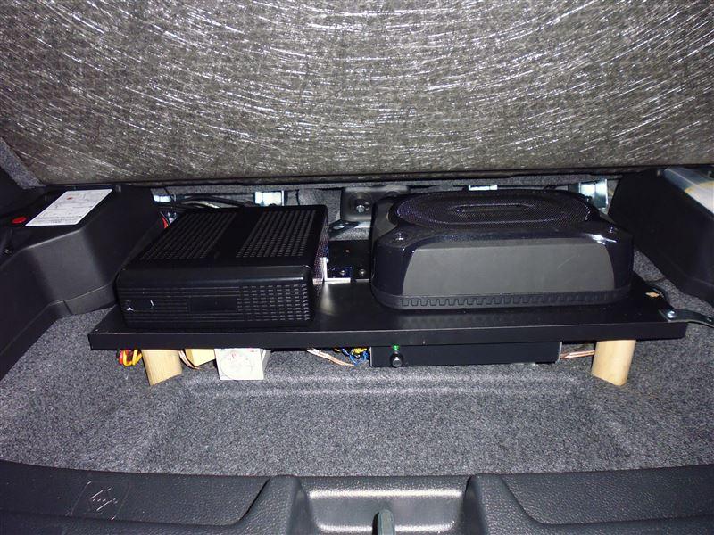 自作 Mini ITX WIN8 i5 車載仕様PC
