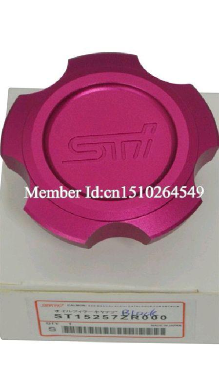 スバル純正 STi-Genomeオイルフィラーキャップ