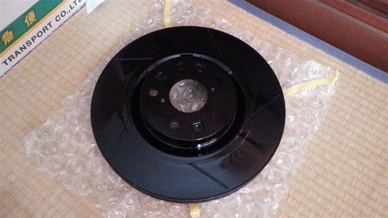メーカー・ブランド不明 クラウン用325mmローター