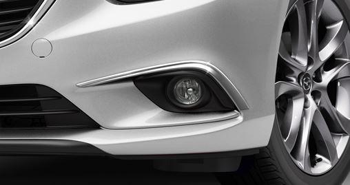 Mazda E&T M'z CUSTOM フロントバンパーガーニッシュ